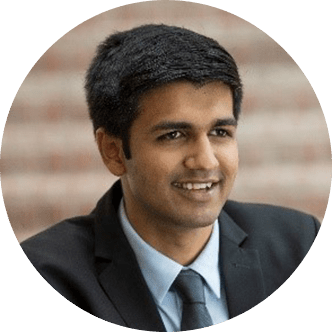 Ravi Janjwadia, 2019–2020 Meagher Foundation Scholar