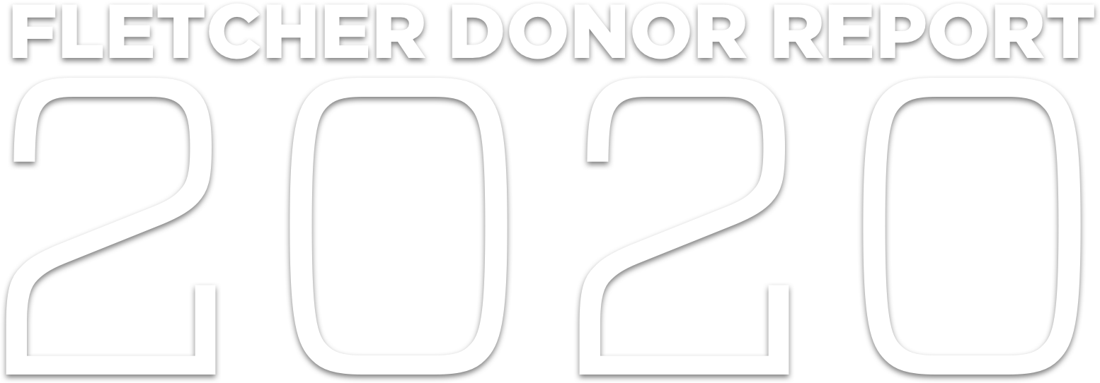 Fletcher Donor Report 2020